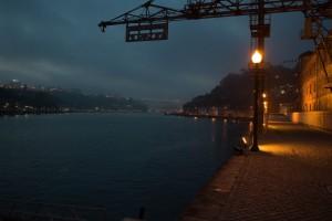 Porto vakara burvība