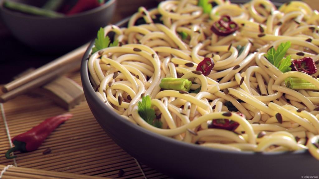 V-Ray Spaghetti