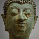 Budas galva skenēta ar Autodesk ReCap Taizemē